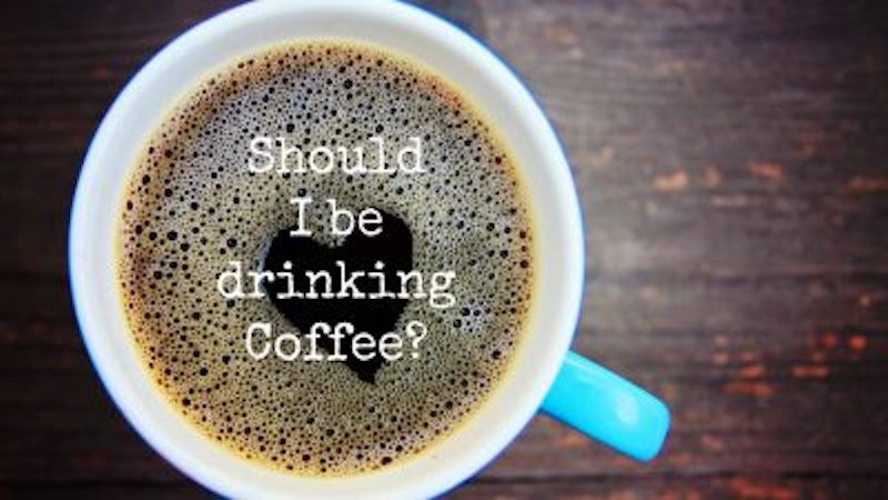 Coffee – Should I give up coffee? 7 Reasons Why You Should!