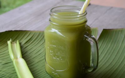How to Make The Amazing Mean Green Juice