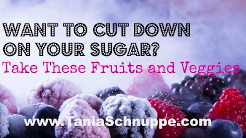 Want to Cut down on your Sugar? Here's What to Look For