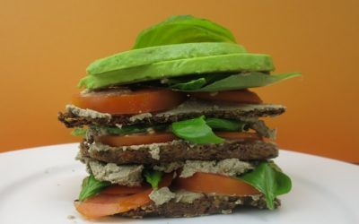Avo Flax Stacks